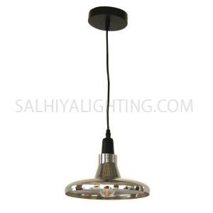 Dinning Pendant Light Smoke Style D130523 - Silver