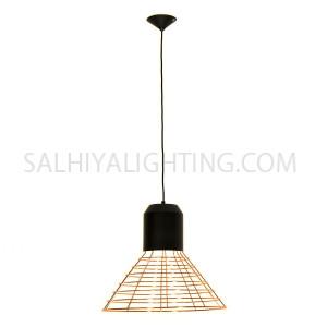 Indoor Hanging Light LED MD21388-1-450 - Rose Gold