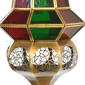 Indoor Arabic Hanging Light DT0802 - Multi Color