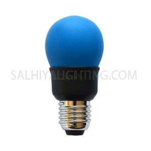 Megaman E27 CFL Blue Bulb Energy Saving GA607YL 7W - 4 Pcs