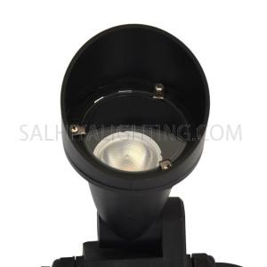Spike Light GU10 9W - Black