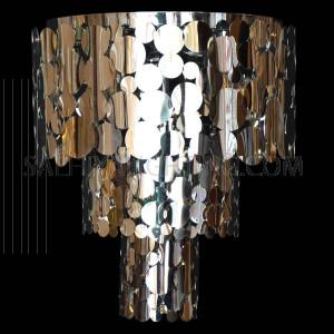 Modern Kongju Modern Ceiling Light X130602/10 - Chrome