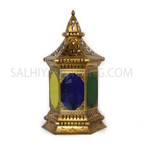 Table Lamp Arabic  DT0819-37 - Multi Color