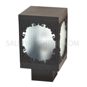 Gate Top Light 144002-Black