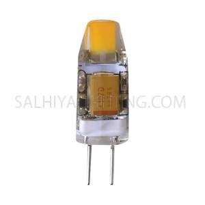 Megaman G4 LED Pin Type Bulb EU0401.8 8W 2800K - Warm White