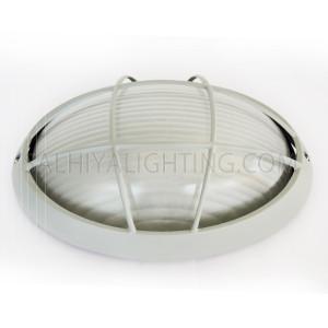 Indoor / Outdoor Bulkhead Light /  Wall Light P-847 - Grey
