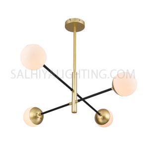 Modern Stylish 4 Sputnik Hanging Light TP20181212 - Bronze