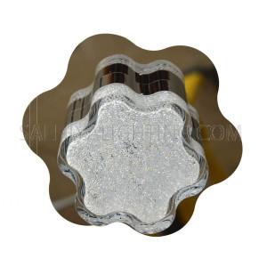 Indoor Crystal Ceiling Light LED MX15009003 - Chrome