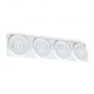 LED Mirror Light / Picture Light-19W-4000K -Cool White - White