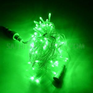 Decorative LED Fairy String Light TDL-100L 10Meters IP44 - Green