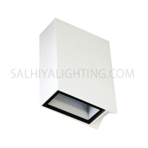 Indoor/Outdoor Wall Light 2563 LED - White