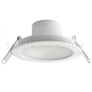 Megaman Sienalite Integrated LED Downlight F55400RC/WH26 8W 2800K - Warm White