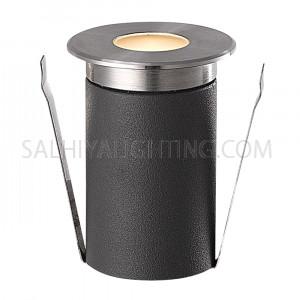 Inground Light H1822 IP67 - Silver