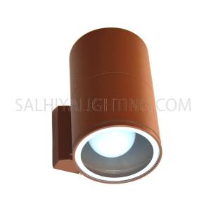 Indoor/Outdoor Up & Down Light 7002 Temper Glass - Rusty