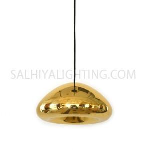 Modern Malo Pendant Light  MD21000 Dia300 - Gold