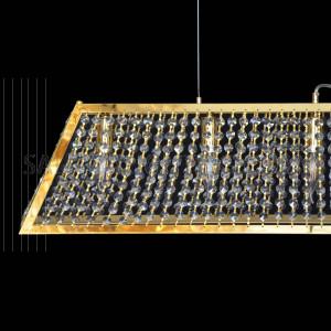 5Bulbs Modern Stylish Pendant Light TP20170709 - Gold