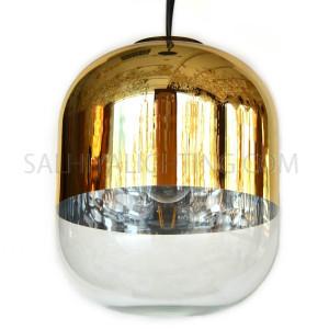 Modern Irish Pendant Light MD10862 Small - Gold