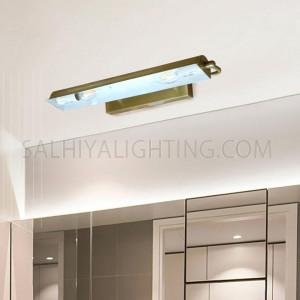 LED Mirror Light / Picture Light 964/2E14 40W - Brass