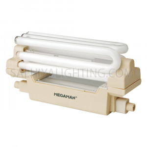 Megaman Energy Saving  24W  CFL Bulb Plug in Tube Warm White