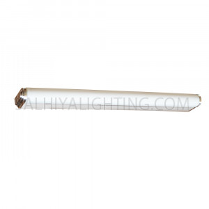 T5 Tube Mirror Light / Picture Light 8W - Pearl White