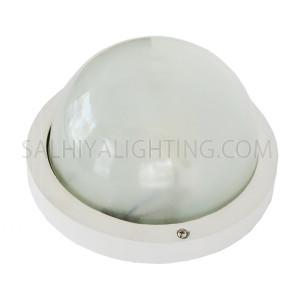 Indoor / Outdoor Bulkhead Light /  Wall Light P-960S - White