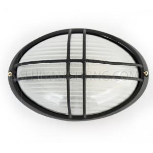 Indoor / Outdoor Bulkhead Light / Wall Bracket P-843S - Black