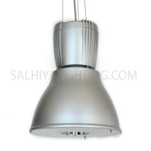 High Lumens 70W G12 Warehouse / Industrial High Bay Light - AL12J - Light Grey