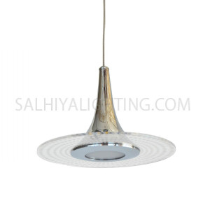 Indoor Faustina Pendant Light LED MD16009010 - Chrome