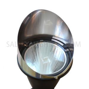 Megaman Spike Light  F00223SP  26W G24 Warm white - IP66 - Black