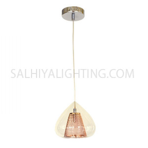 Indoor Hanging Light  MD16002005-1C - Rose Gold