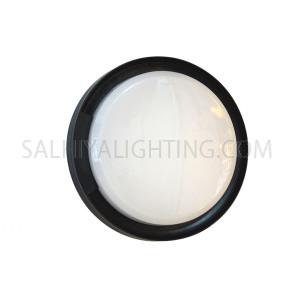 Indoor Wall Light Round- Black