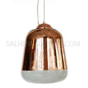 Modern Emelyn Pendant Light MD15003134 Medium - Rose Gold