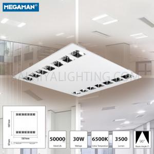 Megaman LED Panel Light FPL62400V0/WH26 30W 6500K - Daylight