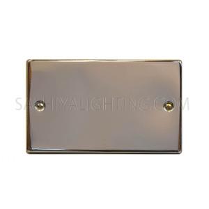 Blank Cover 324 17708 HRI-T 150/WDL/230/G12  - Chrome