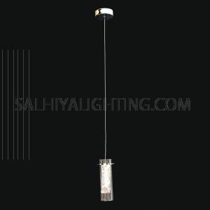 Yhan LED Pendant Light MD17002001-1A - Chrome