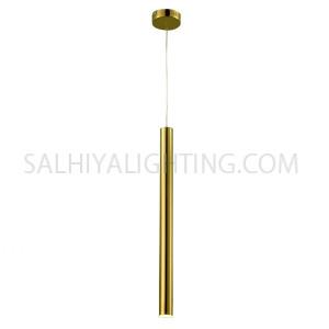 Modern Stylish Sleek Pendant Light MD1302A- 1B - 300 - Rose Gold