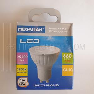 Megaman GU10 LED Bulb LR057072-HRv00ND 7.5W  2800K - Warm White