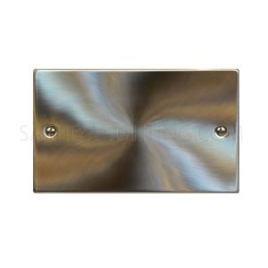 غطاء فارغ  للحماية - اللون فضي ميت - T402GB