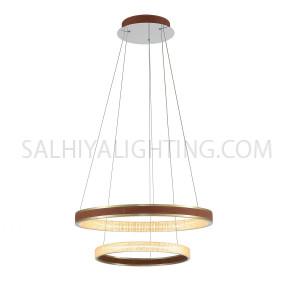 الأضاءة الداخلية - أضاءة الحديثة - اللون ذهبي - D400